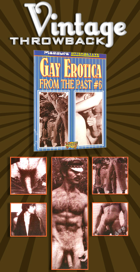gay vintage movies. Vintage Throwback - Gay Erotica From The Past #6