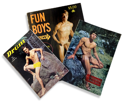 Classic Titles On GayHotMovies.com