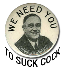 Navy Cock Suckers - Thanks FDR!