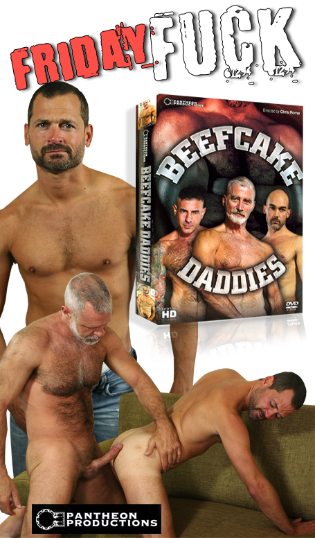 Friday Fuck - Beefcake Daddies