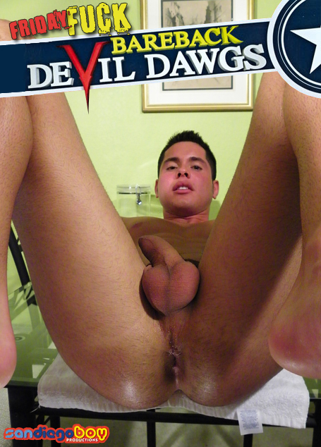 Friday Fuck -  Bareback Devil Dawgs