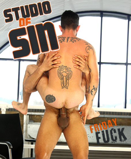Friday Fuck - Studio Of Sin