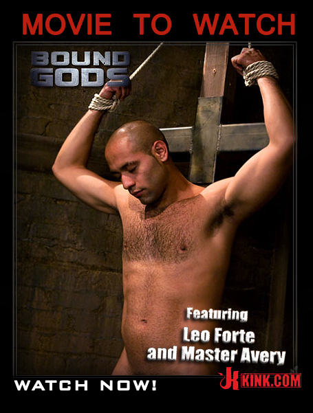Movie to Watch - Bound Gods - Leo Forte & Master Avery