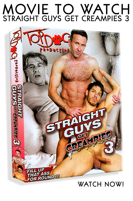 Movie To Watch - Straight Guys Get Creampies 3