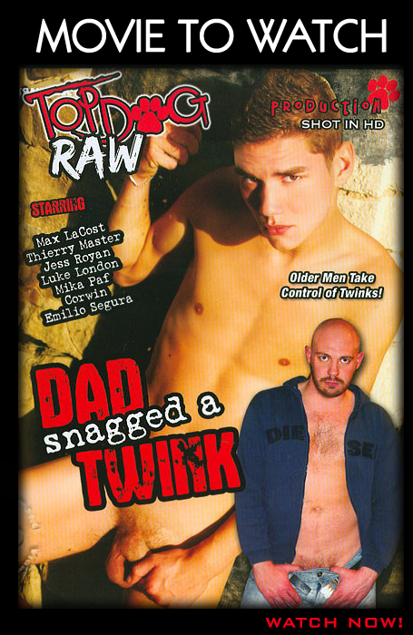 Movie To Watch -  Dad Snagged A Twink