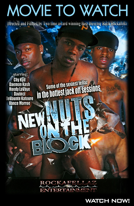 Movie To Watch - New Nuts On The Block