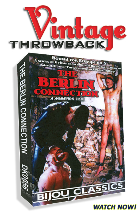 Vintage Throwback - The Berlin Connection