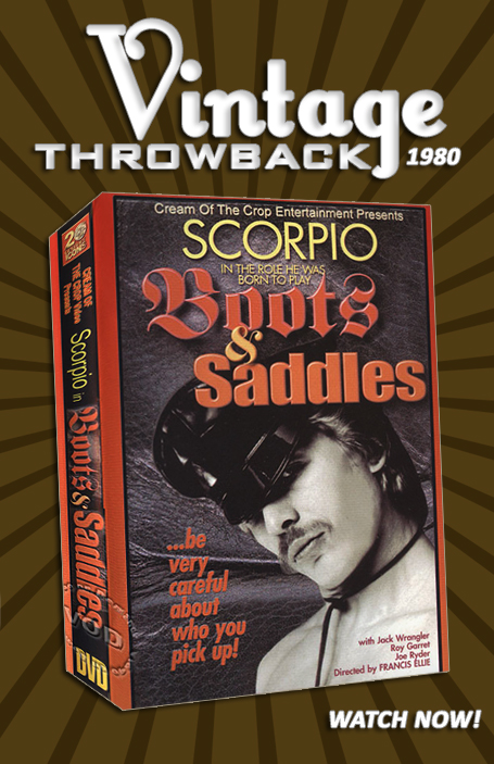 Vintage Throwback - Boots & Saddles