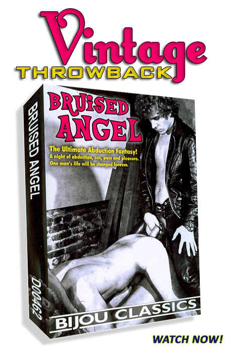 Vintage Throwback - Bruised Angel