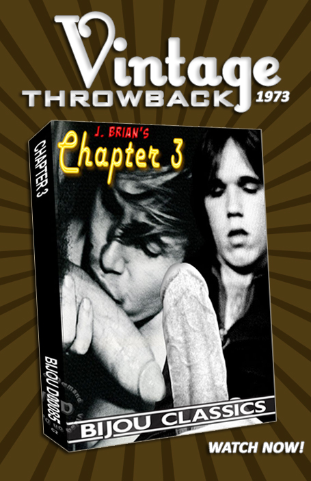 Vintage Throwback - Chapter 3