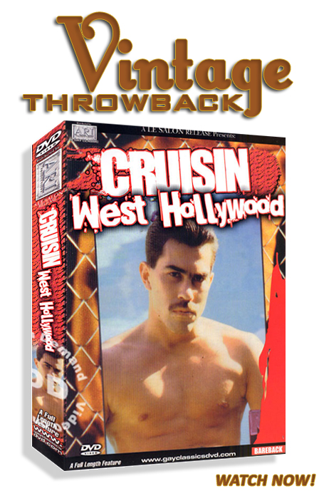 Vintage Throwback - Cruisin' West Hollywood