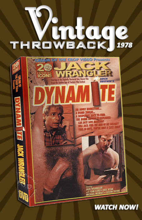 Vintage Throwback - Dynamite