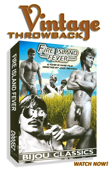 Vintage Throwback - Fire Island Fever