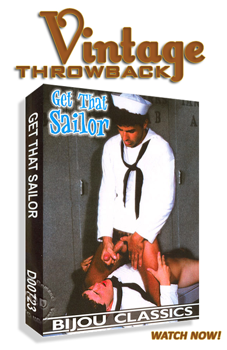 Vintage Throwback - Get That Sailor