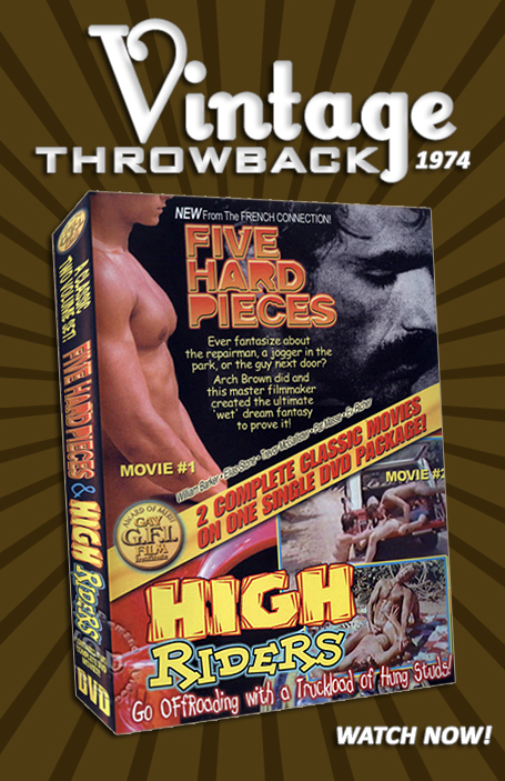 Vintage Throwback - High Riders