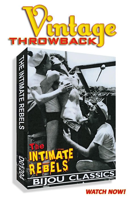 Vintage Throwback - The Intimate Rebels