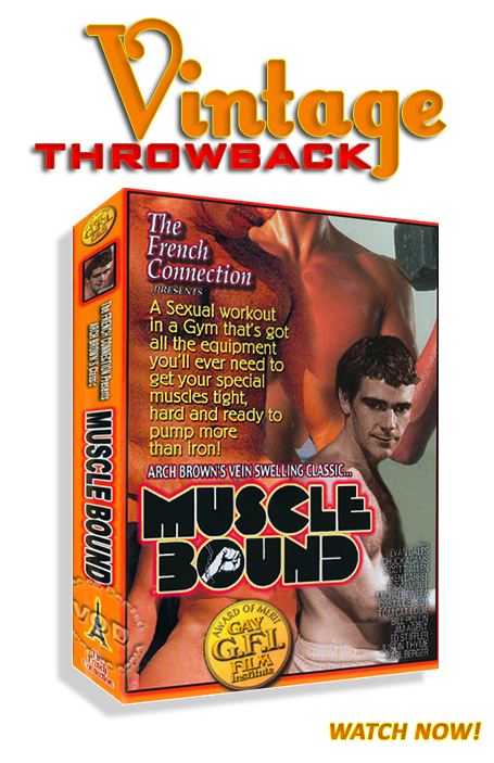 Vintage Throwback - Muscle Bound