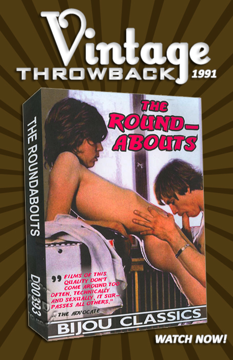 Vintage Throwback - The Roundabouts