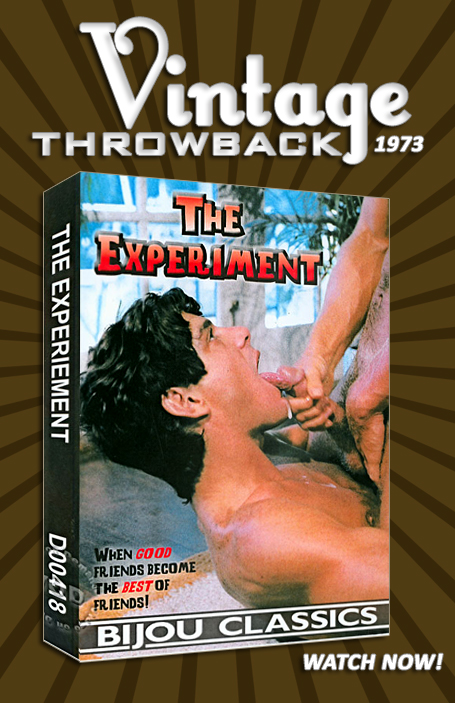 Vintage Throwback - The Experiment